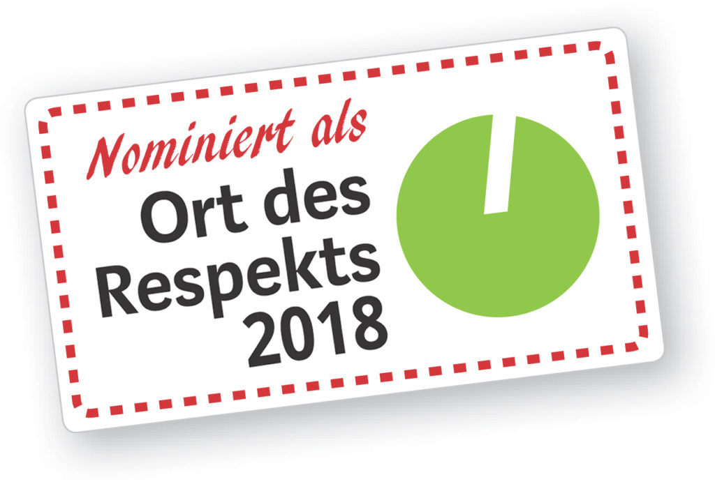 Voting!! – Orte des Respekts 2018