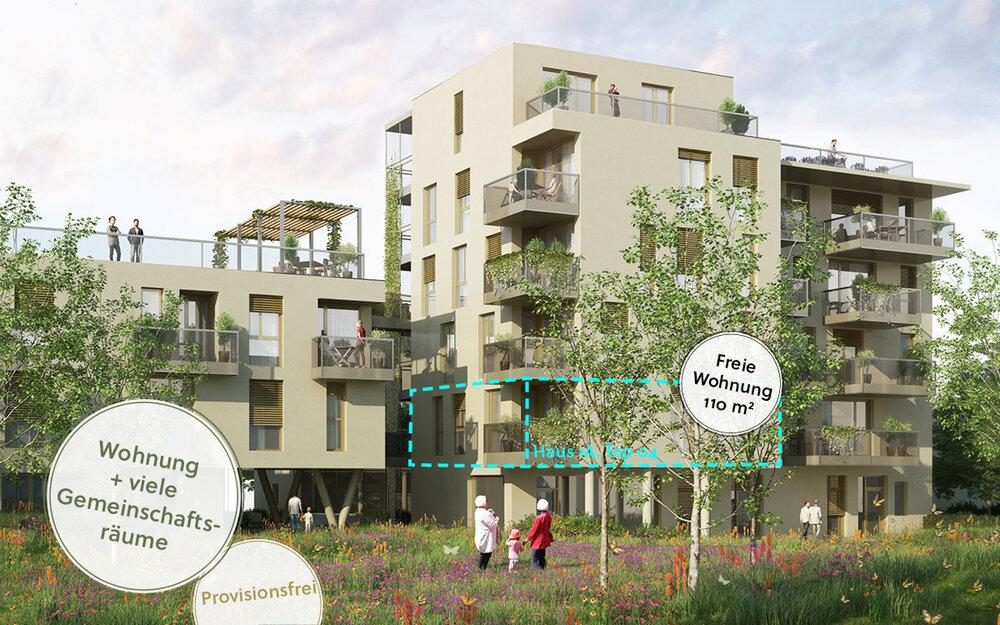 5-6 Wohnungen bei  WILLDAwohnen frei