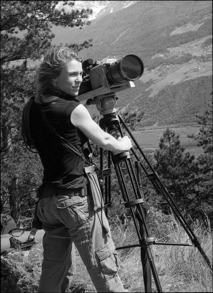 Filmemacherin Maria Weber im Interview